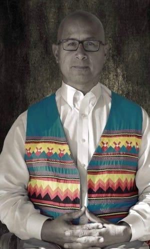 Greg P. Chilcoat, chief of the Seminole Nation of Oklahoma