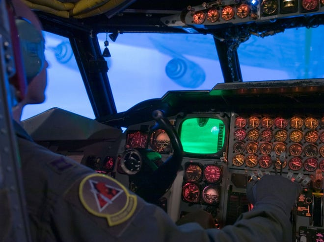 DRG support simulator-based training for military pilots and aircrews.