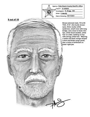 The Palm Beach County Sheriff's Office needs your help identifying this suspect in a sex assault Saturday morning. PALM BEACH COUNTY SHERIFF'S OFFICE