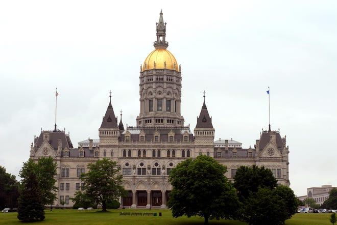 State Capitol in Hartford