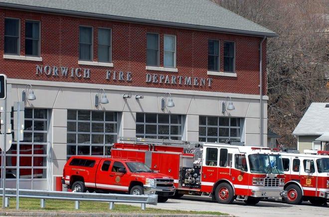 Norwich Fire Department headquarters