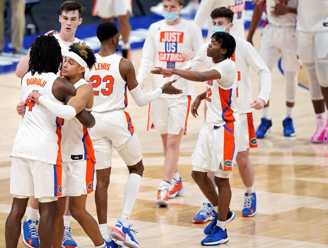 Florida returns to the NCAA Tournament after receiving a bid Sunday.