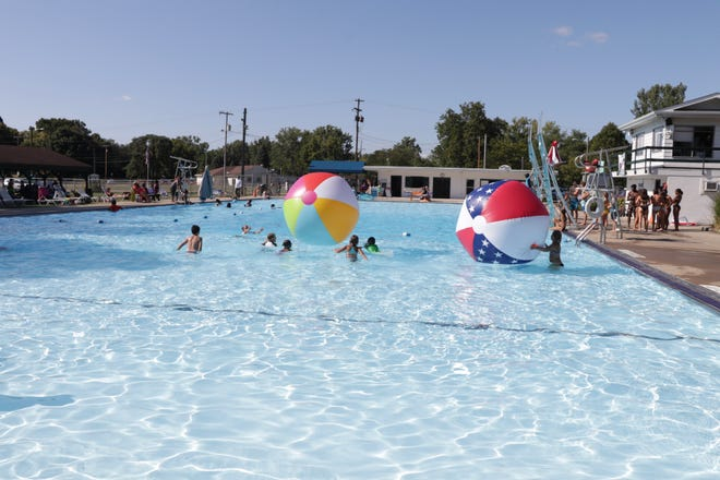 Gahanna pools are scheduled to reopen May 29 after having remained closed in 2020 due to the COVID-19 coronavirus pandemic. This photo was taken during the 2019 pool season.