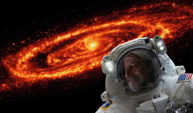 "Slatkin calls his ambitious nonprofit space education initiative: ""The Wonder Mission."""