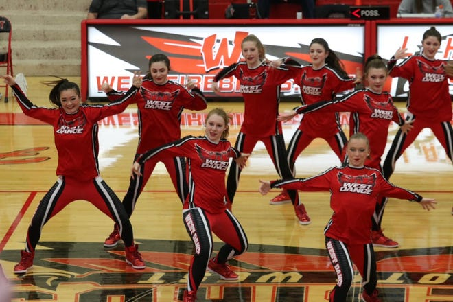 Lakota West High School Dance Team
