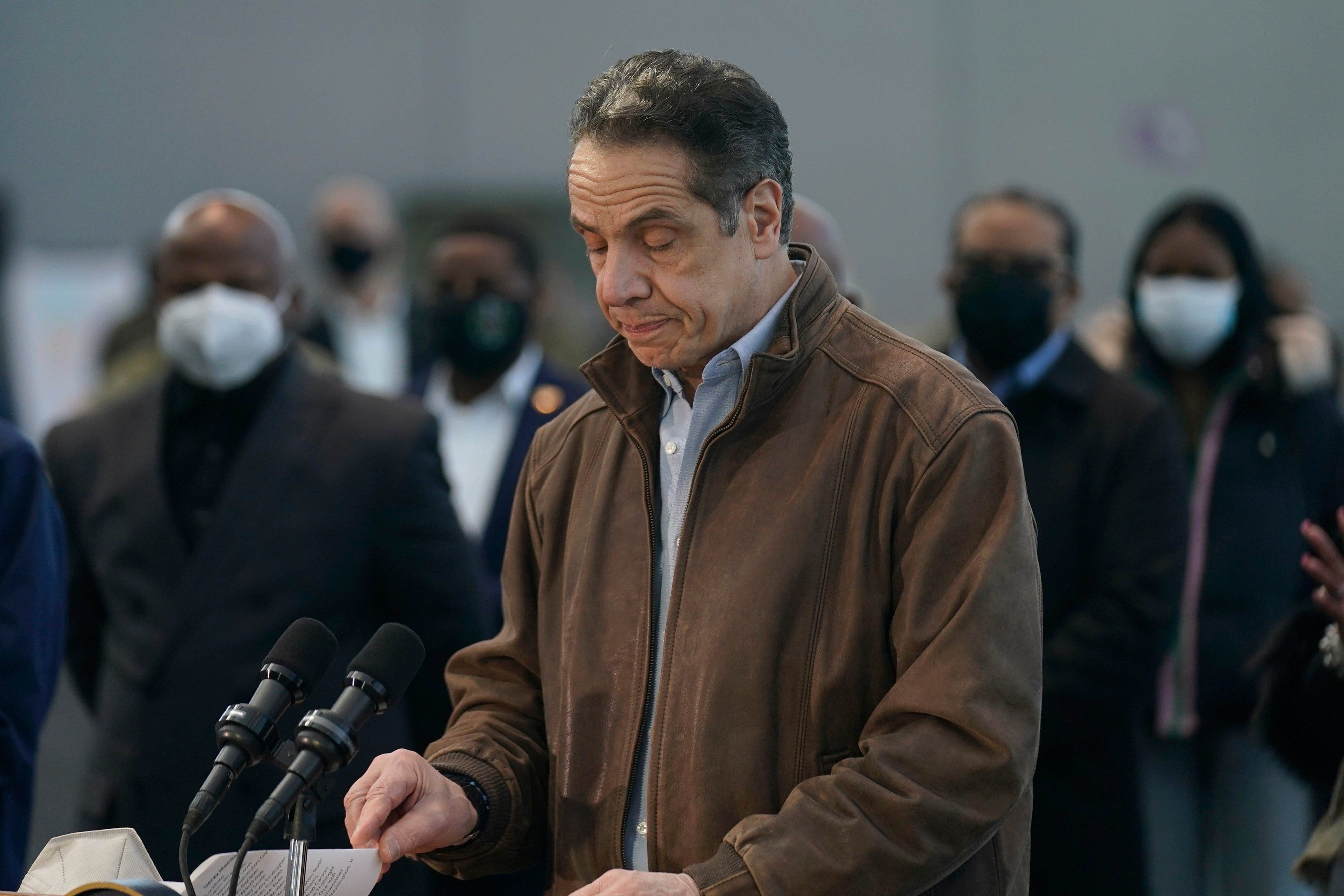 Miami reporter is the latest woman to accuse NY Gov. Cuomo of sexual harassment 2