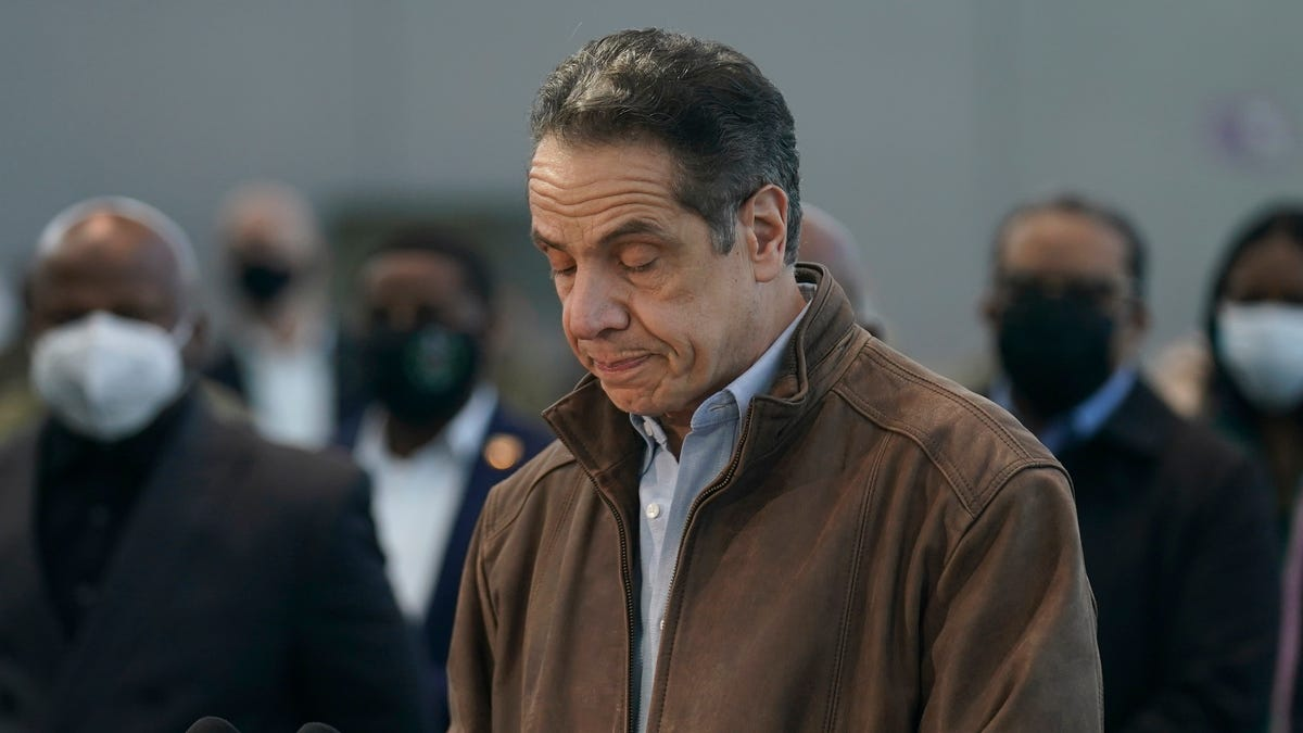 Miami reporter is the latest woman to accuse NY Gov. Cuomo of sexual harassment 3