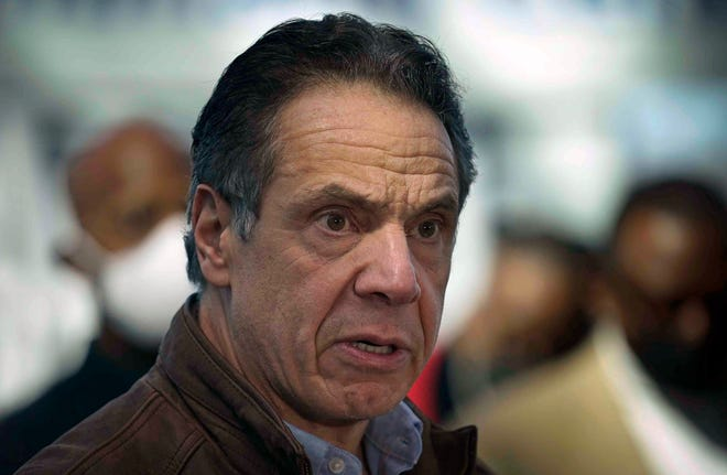 New York Gov. Andrew Cuomo faces at least three separate investigations that could derail his political future.