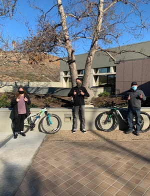 Thousand Oaks deputies returned two stolen bicycles to their rightful owners this month.
