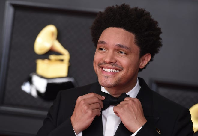 """""""Daily Show"""" host Trevor Noah will serve as host for music's biggest night."""