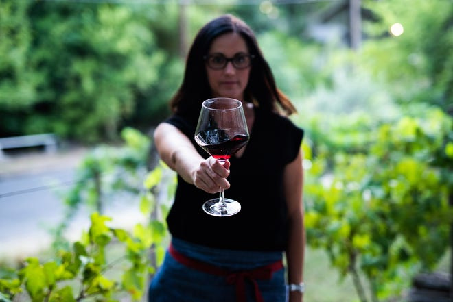 Boxt founder Sarah Puil created a subscription service that allows customers to order boxed wine for monthly delivery.