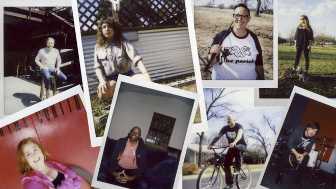 The cancellation of South by Southwest sent a ripple effect through the Austin music industry, and it still hasn't recovered. Clockwise from left, these insiders told the story in their own words: James Moody, Sabrina Ellis, Amanda Justice, Adrienne Lake, Alex Vallejo, Graham Williams, Boris Wright and Reenie Collins.