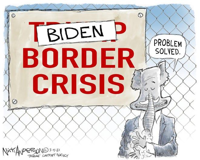 Cartoon by Nick Anderson