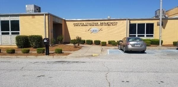 The James Messerly Water Pollution Control Plant is located on Doug Barnard Parkway in Augusta.