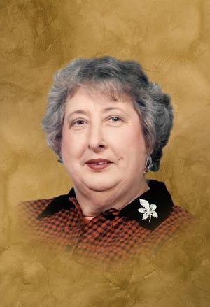 Mrs. Maxine Sheppard Saunders