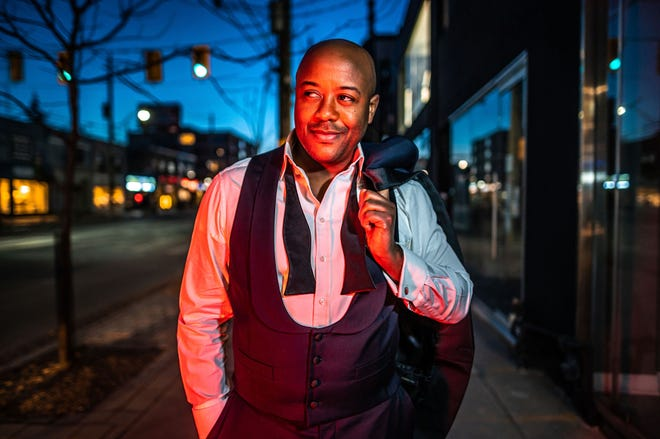 """Baritone Jorell Williams will play the lead role in Opera Columbus' production of """"Don Giovanni."""""""