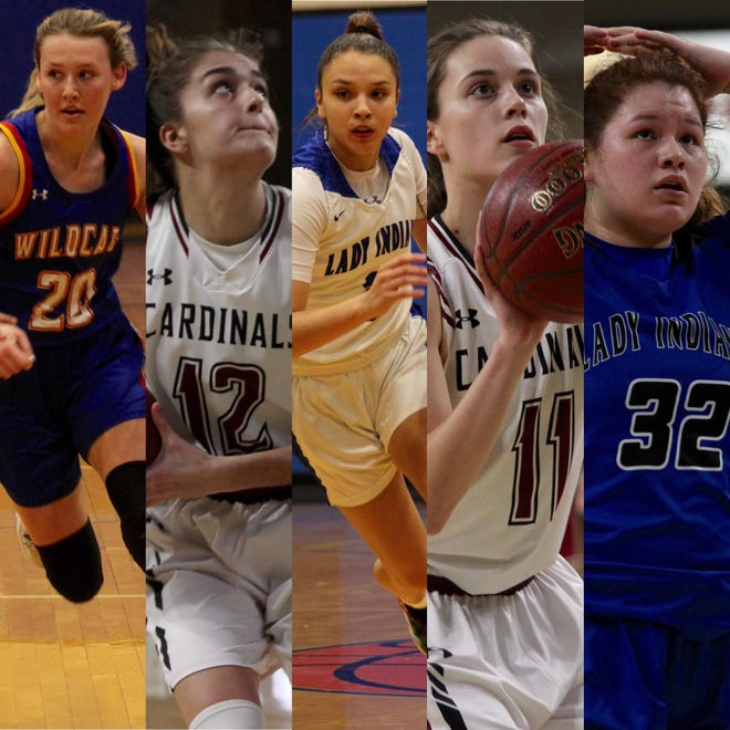 Devils Lake Journal 2020-21 All-Area girls first team