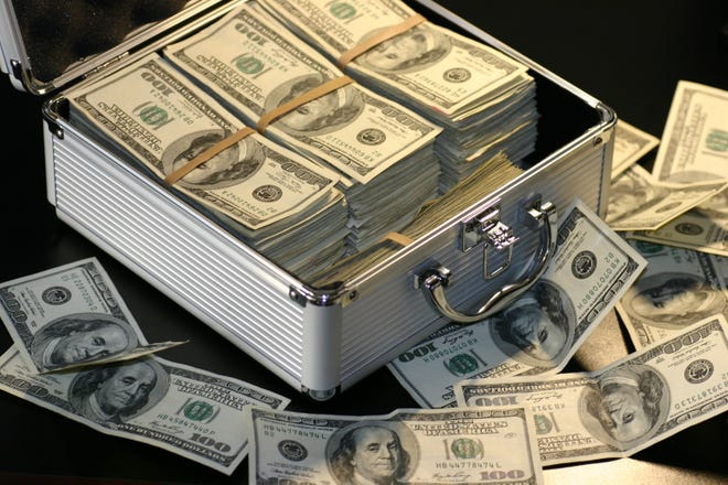 North Carolina has $1.45 billion in cash and other property that belongs to members of the public, and the state treasurer is trying to return it to its owners. The holdings include money (from things like utility deposits, wages and bank accounts), stocks, bonds, and the contents of safe-deposit boxes. Visit nccash.com to look up whether any of it belongs to you and to arrange to get it.