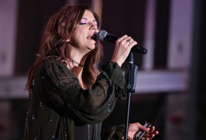 Martina McBride performed at a previous 7th Inning Stretch Festival.