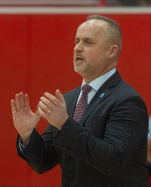 Florida Southern College head coach Mike Donnelly is looking to lead his team to its third consecutive Sunshine State Conference Men's Tournament title.