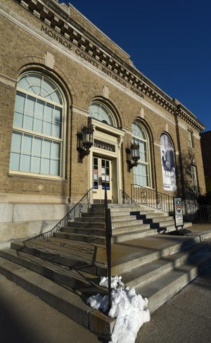 The Monroe County Historical Museum at 126 S. Monroe St. is shown in this photo taken in February 2021.