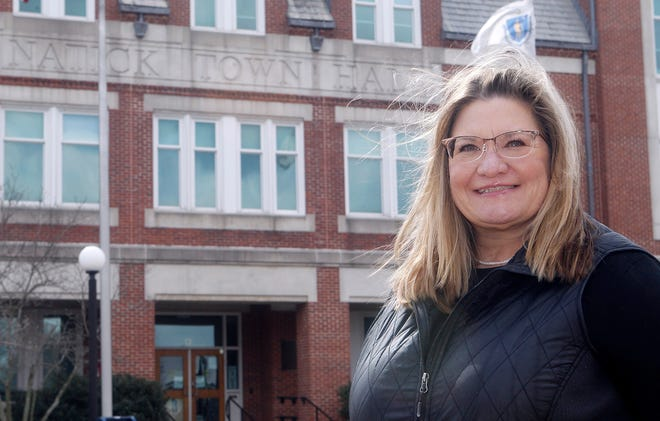 Natick resident Kathryn Coughlin sponsored a warrent article for next month's Town Meeting that calls for a study committee to look into creating a local bylaw to remove/recall elected Town Meeting members.