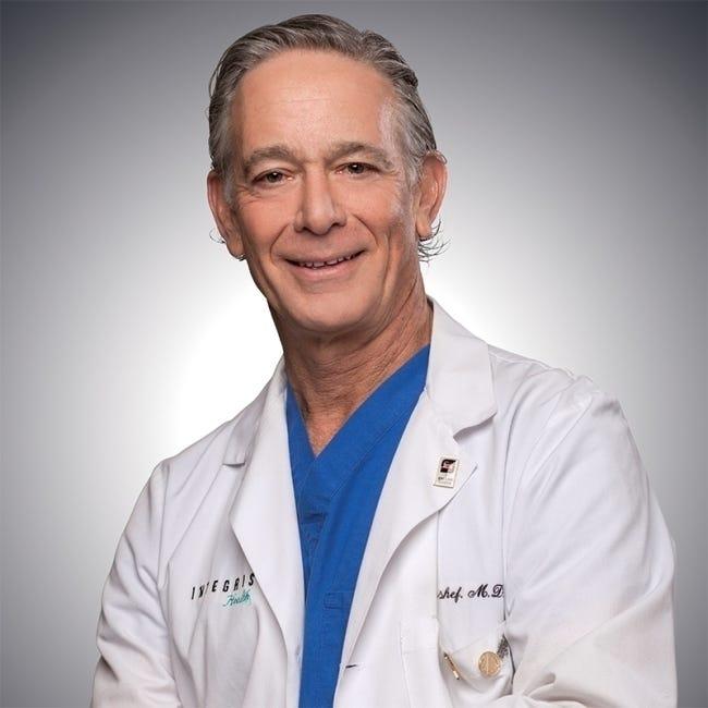 Dr. Eli Reshef