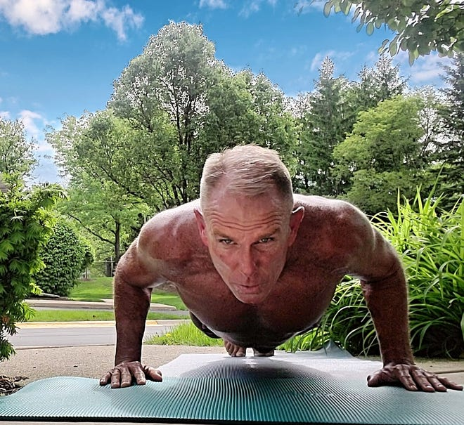 On Saturday at Evolution Fitness in Boca Raton, 63-year-old George Hood will be attempting to set the Guinness World Record for most pushups in one hour. The current record: 2,919.
