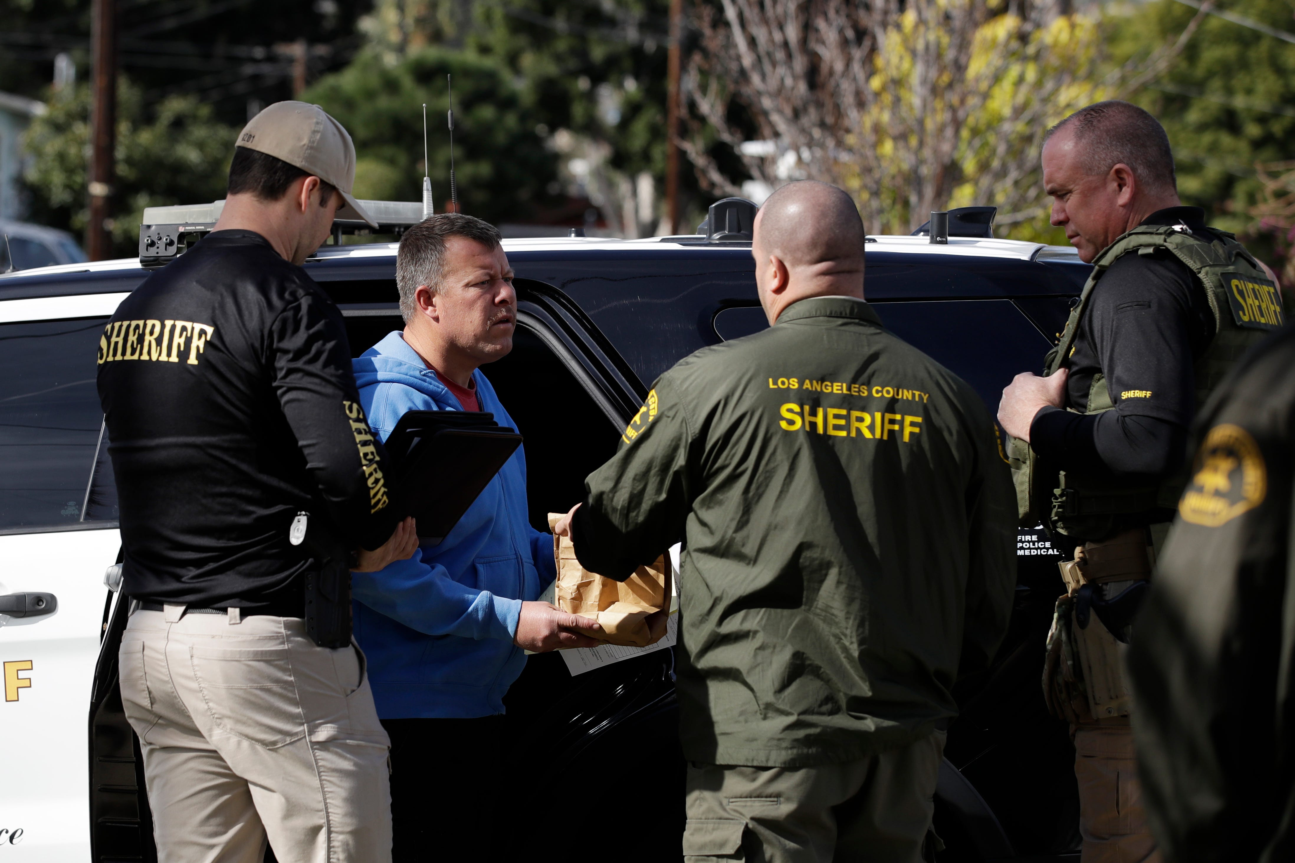 Kristin Smart Case Paul Flores And His Father Ruben Flores Arrested