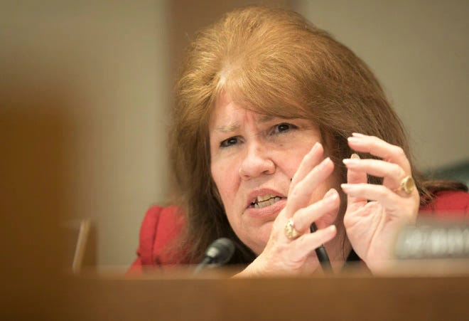 """State Rep. Terry Meza (D-Irving) announced this week that she filed the final bill in a package of three she has filed to address the practice of so-called """"conversion therapy"""" in Texas."""