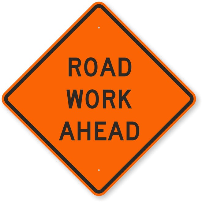 Road work will close part of Graham Street for about four weeks.
