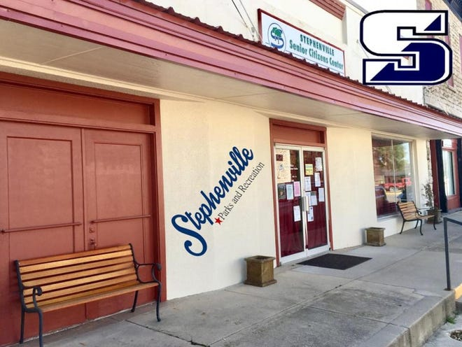 The Stephenville Senior Center is back open and has a variety of activities planned.