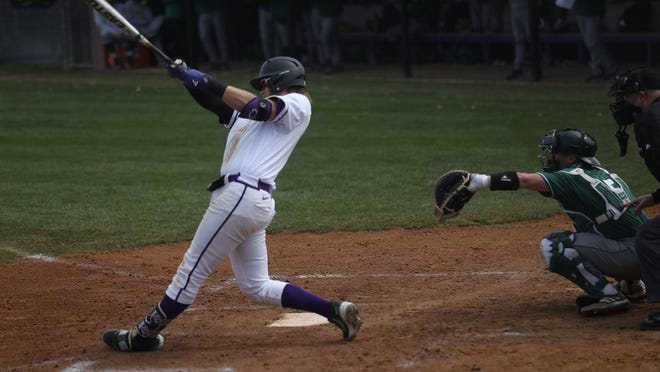Tarleton's Kade Turnage hit his second home run of the series with a solo blast to left field in the second inning for Tarleton's first run of Sunday's series finale against Sacramento State.