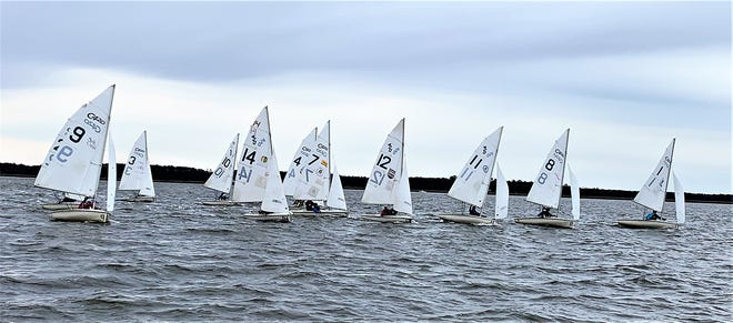 The Savannah Sailing Center might be widening its services if it receives a $600,000 Georgia Department of Natural Resources grant. Shown: Savannah Sailing Center holds a yearly regatta to introduce exceptional children to the fun of sailing.