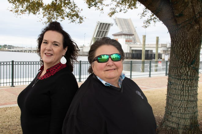 Vicki Stewart and Patti PIllus hare both still overcoming effects of COVID after spending days in the ICU late last year