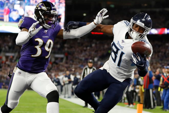 The Patriots have agreed to sign free agent tight end Jonnu Smith in their biggest move to date to fill the void created by the departure of Rob Gronkowski. Smith, who was selected by the Titans in the third round of the 2017 draft, agreed Monday, March 15, 2021, to a four-year, $50 million deal, his agent Drew Rosenhaus told The Associated Press.