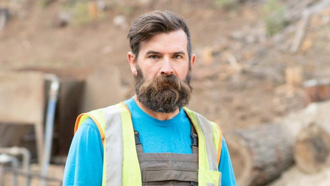 """Fred Lewis, a veteran who served as a Special Forces medic, has started a gold mining operation to work with other veterans on the Discovery Channel show """"Gold Rush."""""""