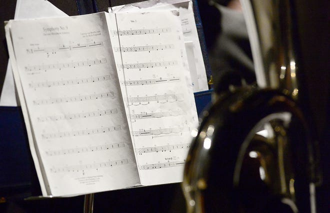 The Etowah Youth Orchestras' Spring Formal Concert will be at 2 p.m. Sunday at the Mort Glosser Amphitheatre.