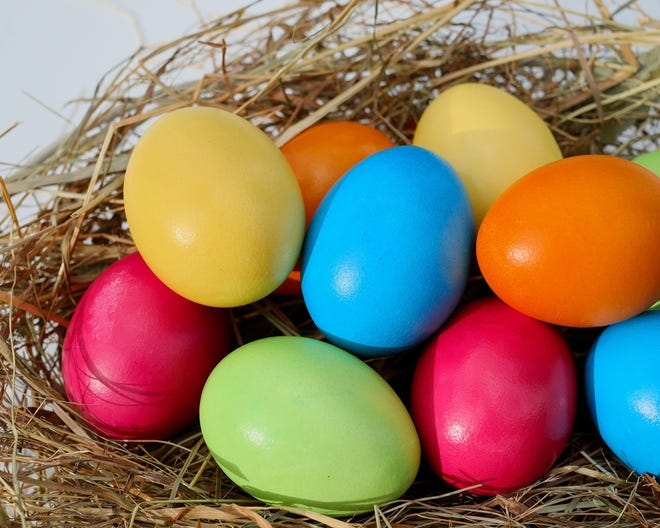 For a change this year, let the kids hide the Easter eggs.