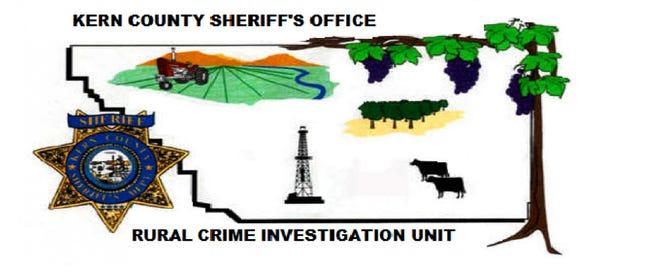 Kern County Sheriff's Rural Crimes Investigation Unit