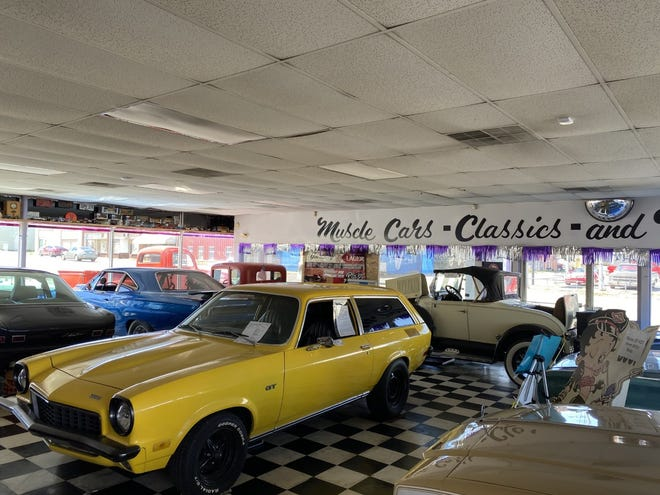 Midway Auto Sales in Fort Smith is one of many used car dealerships in the state that would benefit from a bill under review by legislators to drop sales tax on some used cars. Terri Kitching with Midway Auto sales said a reduction in the used-car sales tax would help people afford to buy quality vehicles.