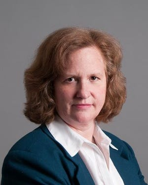 Amy Warfield is seeking a third term as Burlington's Town Clerk.
