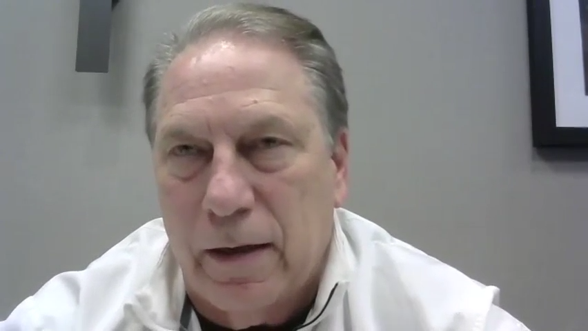 Tom Izzo 'surprised,' not disappointed at Michigan State basketball's NCAA First Four draw