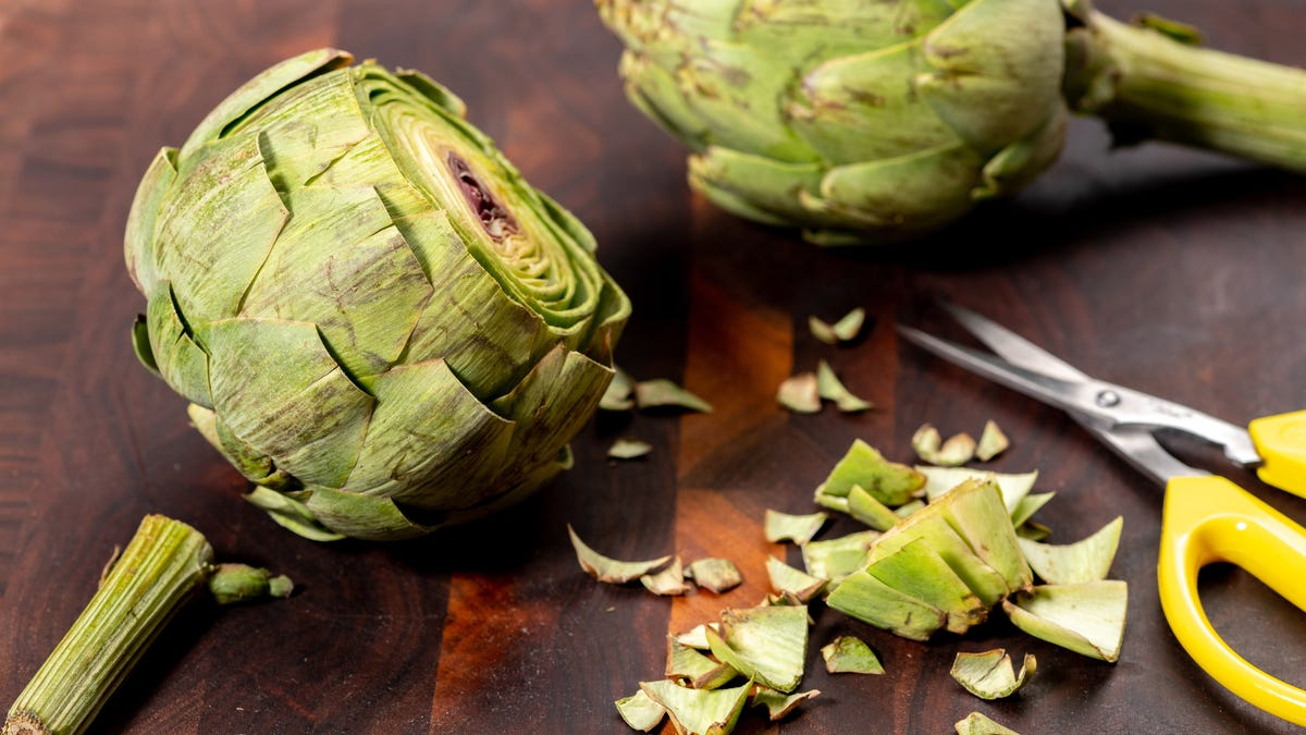 How to prep, cook and enjoy stuffed artichokes 2