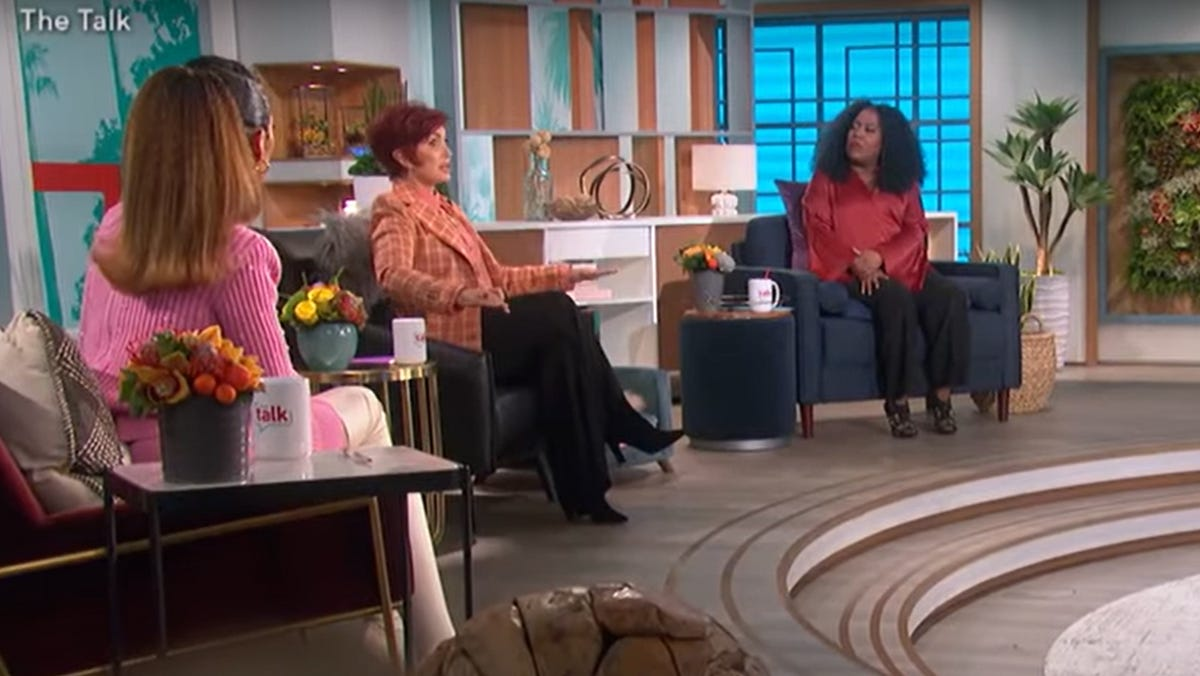 Piers Morgan defends Sharon Osbourne who was fired from 'The Talk' over Meghan Markle comments 1