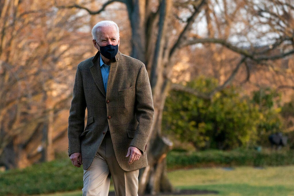 Biden, Harris and others to promote relief plan's benefits 2