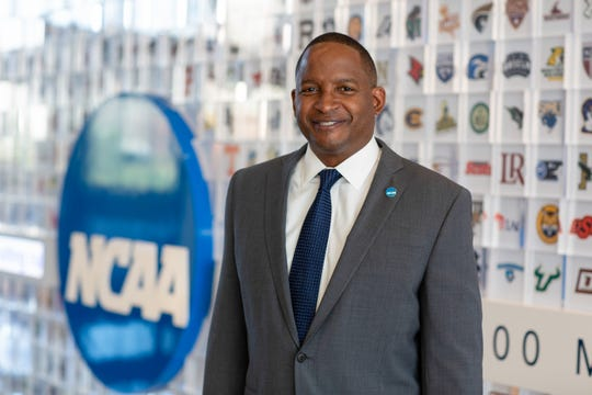 After the George Floyd killing in May, Derrick Gragg said his role at the NCAA took on an even greater meaning.