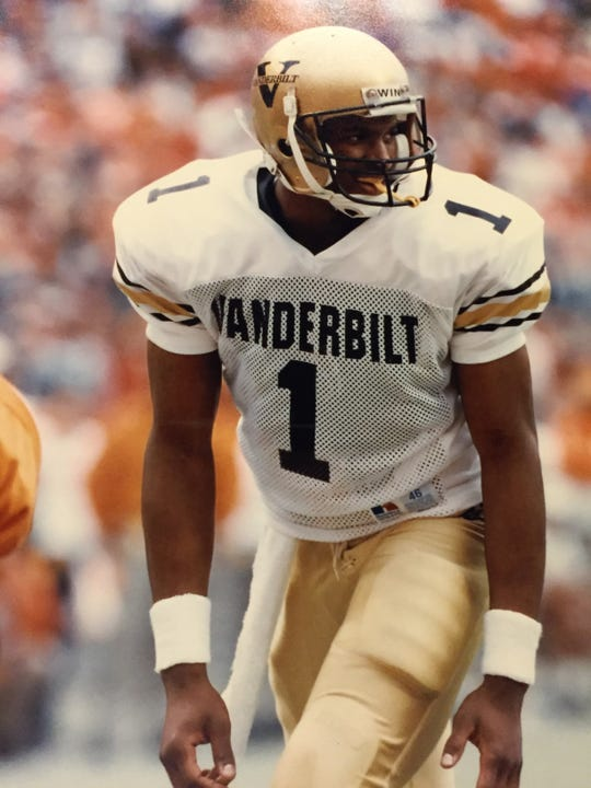 Derrick Gragg knows what college athletes face as a former football player for Vanderbilt.
