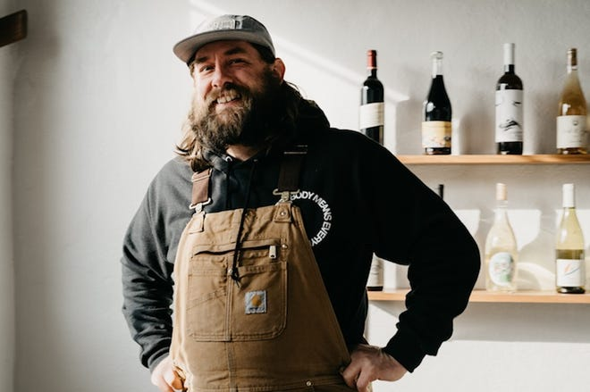 Ryan Hoban started the small coffee shop Interval at 1600 N. Jackson St. in Milwaukee in 2018. It now has wines and other items to go.