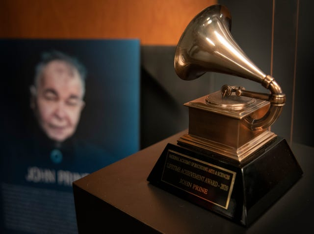 Nashville artists at the 2021 Grammys